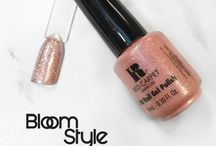 RCM Bloom Style Collection / Red Carpet Manicure Bloom Style Collection - Spring 2018