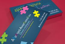 Business card and Facebook cover Design.
