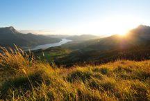 L'automne en région / Découvrez l'arrière-pays de la Côte d'Azur, les montagnes des alpes, l'arrière saison...