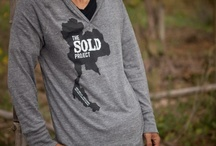 The SOLD Project Merch
