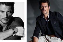 David Gandy Model