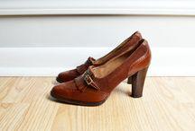 vintage shoes..