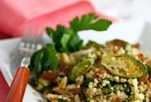 Vegetarian Recipes / by Kimi Tran