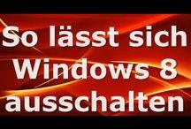 Windows 8 - So einfach lässt es sich bedienen ...
