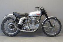 B S A motor bikes