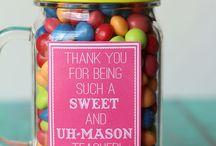 Gift ideas / by Megan Upton