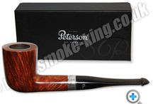 Peterson Pipes / View our wide range of Peterson smoking briar pipes