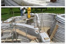hliněné stavby a zařízení