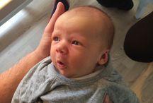 Barnebarn / Mit første barnebarn Rosalind