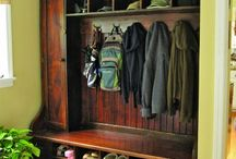 Mudrooms / by Tracy Springsteel