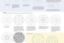 ARABESQUE (geometrie arabă)