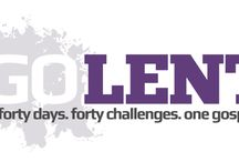 Lent Ideas / Things to do in Lent