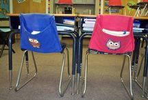 Classroom: Setup Ideas / by Holly Derringer Spurlin