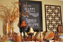 Thanksgiving / by Sarah Lingard