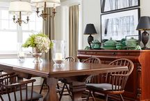 Dining Room / I'm on a mission to make my dining room into an inviting room in my home.  A Pottery Barn dining room is my inspiration, along with many other photos on this board.