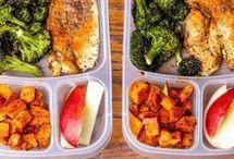 Meal prep weekly