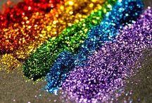 Disco Glitter Jungle