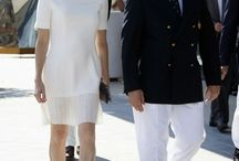 Princess Charlene Fashion