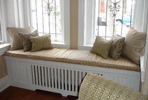 Radiator covers lounge