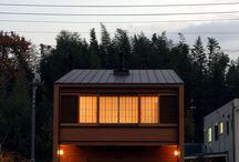 建築:下鏡田の家