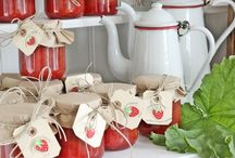 syltetøy / gele, marmelade,ulike bær