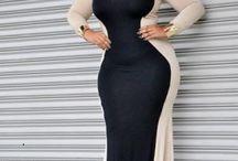 curvy dresses