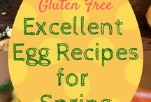 * Low Carb Easter Recipes *
