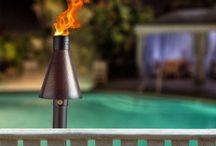 Trendsetting Tiki Torches