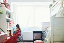 KIDS: Bedroom Ideas / by The Chirping Moms