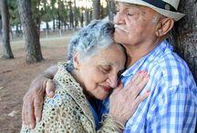 foto casal idoso