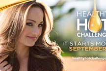 Healthy Hot Challenge  / Join Giada on a 28-day challenge to a healthier, hotter you. AND enter for a chance to win a hot, 7-night trip to Bora Bora and other fabulous prizes, like meeting Giada in person! Every day will bring a cool new challenge for mind, body, beauty, and life. Register today! / by Clairol Color