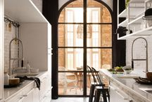 кухни интерьер