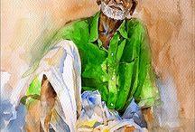 Painting / oil painting , watercolor and more...