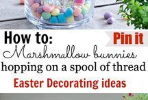 Easter decore ideas