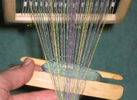 Rigid Heddle, Backstrap & Pin Weaving