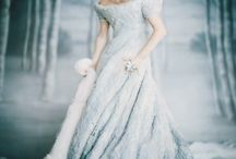 Winter Goddess Snow Queen