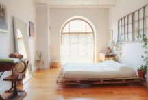 Bedroom Ideas / by Chrissy Collins