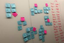 Advanced fundamentals of UX | Week 1 / brainstorms, clustering, concept sketches