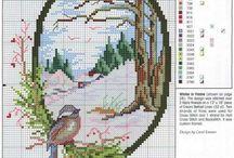 Vyšívanie/ Cross Stitch
