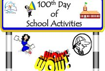 100th Day of School Booklet / 100th Day of School Booklet. Hip Hip Hooray for the 100th Day! This pack is full of activities, printables, and FUN for the 100th day of school! Your students will have a blast and a memorable day with this pack!