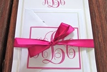 Wedding Invites - All Types / by Cindy Wright
