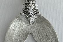 Spoon/fork jewelry