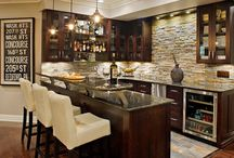 For The Home-Bar Ideas / by Sheri Major-Vessair