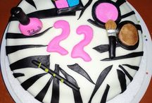 torta cosméticos
