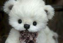 Speelgoed beren.