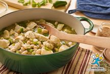 """Healthy Cooking for You or Two / These recipes accompany our free webinar, """"Healthy Cooking for You or Two."""" We chose them because they either make small portions, are easy to divide for fewer portions, or offer good ideas for using leftovers in the fridge."""