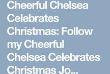 Cheerful Chelsea Celebrates Christmas
