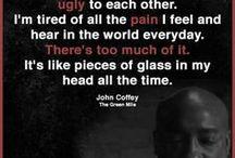 john coffey quotes