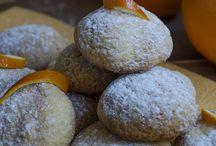biscotti morbidi al arancia