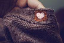 Inspirasjon - Toving (felted wool)